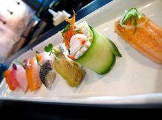 Blue Light Yokohama | BLY great sushi and sake in SOFO Stockholm Åsögatan