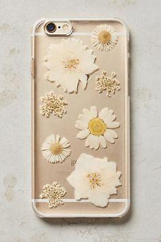 Pressed Flowers iPhone 6 Case