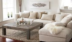love this Sofa and table