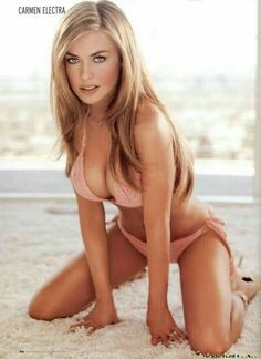 Порно элекра блу блонд онлайн