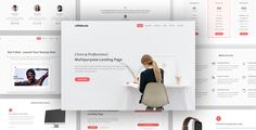 Vakavia - Multipurpose Landing Page Template by themesdesign Vakaviais a multi purpose landing page template built for any app development, agency or business. It¡¯s fully responsive and built with bootstrap v3.3.7. You will be easily able to customize it for your needs. FEATURES:Based on Tw