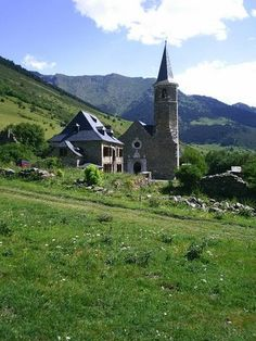 Vall d´Aran cami de Montgarri