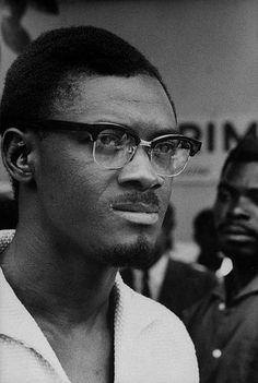 Congo Politico, Patrice Lumumba, of National Progressive party.