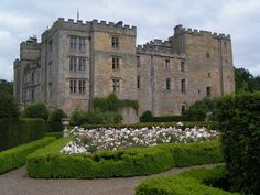 Chillingham Castle, Northumberland in England...one of my fave castles, we used to visit here around Christmastime every year