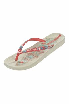 Designer flip flops. High quality and oh so comfortable. Will last you years. Wear at the beach or bumming around town. This flip flops are adorable and functional.  Ana Lovely Sandal by Ipanema. Shoes - Sandals - Flip Flops St. George Utah