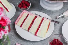 Raspberry Cake Filling - The Easiest Way to Elevate Any Dessert