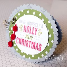 Well that time has come - it is our last post as an Artisan Design Team. Christmas Card Crafts, Stampin Up Christmas, Christmas Projects, Christmas Holidays, Paper Pumpkin, Cardmaking, Artisan, Paper Crafts, Invitations