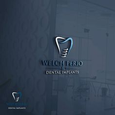 Dental Implant Logo for dental implant center Bold, Serious Logo Design by Kingdom Vision