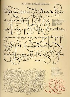 Calligraphie claude mediavilla ductus by Ruben Fernando Olea Ramirez - issuu Calligraphy Drawing, Calligraphy Handwriting, Calligraphy Quotes, Calligraphy Letters, Penmanship, Typography Letters, Cursive, Hand Lettering, Corner Wall Decor