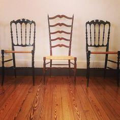 Chiavari Chairs / Segno Italiano Chiavari Chairs, Dining Room Chairs, Horse, Furniture, Design, Home Decor, Decoration Home, Vintage Dining Chairs, Room Decor