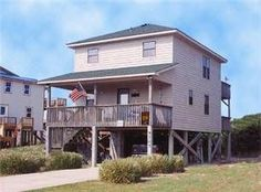 814 - Haus of ChanceVacation Rental in Manteo from @HomeAway! #vacation #rental #travel #homeaway
