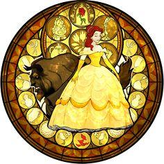 Kingdom Hearts - Belle - http://kingdomhearts.wikia.com