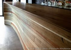 // Woodwine /// Création d'un bar à vins, Atelier JMCA - Côté Maison Projets