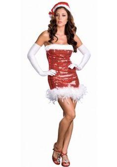 Santa\'s Darling Costume