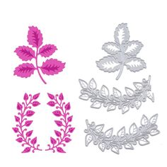 Find More Cutting Dies Information about 3Pcs/Set Metal Leaves Cutting Dies Stencils For Scrapbooking Paper Cards DIY Decor Dies,High Quality stencils for scrapbooking,China stencil cutting Suppliers, Cheap metal leaf from E-Talent on Aliexpress.com