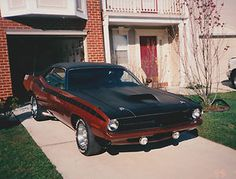 1970 Plymouth AAR 'CUDA -AUTHENTIC They do not even say how much they want for this car, ebay $$$$$$$$$$$$