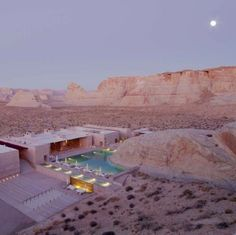 Amangiri - was there last weekend. It's more amazing than pictures can convey