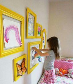 Display art work