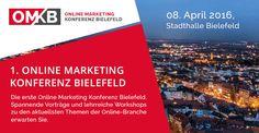 Adventskalender Tag 14: 1 x Ticket für die erste Online Marketing Konferenz Bielefeld sponsored by qualitytraffic GmbH