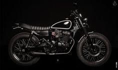 motor honda tiger japstyle