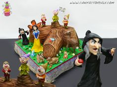 best snow white cake