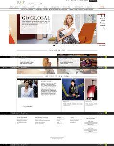Top retailing websites - M&S