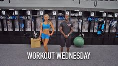 Time to get up and learn how to do a proper burpee with TopCat Kimberly. #WorkoutWednesday