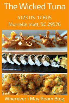 The Wicked Tuna: Grill, Sushi, Bar