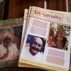 Revista Sri Jay Gurudev (2) #patrika #revista #jaygurudevpublicacoes #srilagurudeva #srilabhaktivedantavanagoswamimaharaja #jaygurudevbr #jaygurudevbr.org #jaygurudev