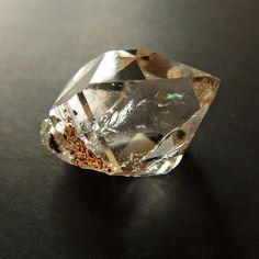 ハーキマーダイヤモンド 5.2g ニューヨーク州ハーキマー産/コレクターズ・原石 #ハーキマーダイヤモンド