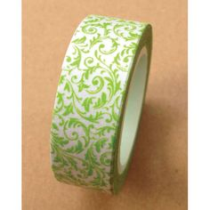 Love My Tapes-Washi Tape. A fun and unique addition to your scrapbooks, journals and other paper crafts. This package contains four identical 10m rolls of 1/2 inch wide washi tape. Comes in a variety