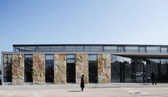 AUM architecture, Studio Erick Saillet · Media library in Neulise