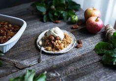 Omenakaurapaistos - Reseptit - Arla