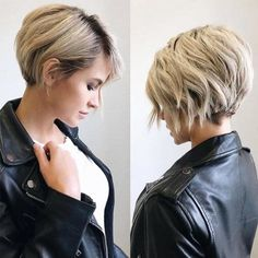 40 Latest Trendy Short Haircuts 2019 Styles Art Short Hair 40 Cute Short Haircuts For Women 2019 Short Hairstyles For Many 25 Cute Short Hairstyles For Women 20 Latest Short Haircuts, Short Hairstyles For Thick Hair, Short Hair Cuts For Women, Curly Hair Styles, Short Trendy Hair, Thick Short Hair, Women Short Hairstyles, Short Hair Tips, Pixies For Thick Hair