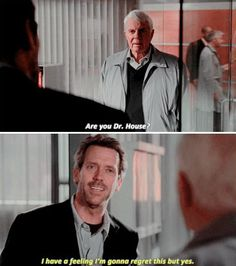 Hilarious Movie Memes Photos Of The Day Greys Anatomy, Grey Anatomy Quotes, Funny Movie Memes, Funny Humor, Funny Shit, Dr House Quotes, House And Wilson, Doctor House, Serie Doctor