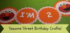Custom Sesame street