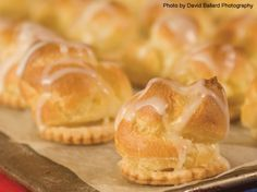 Swedish Maria Pastries - obviously I have to try these!