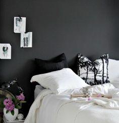 Vale a pena investir em uma boa cama e decorar o quarto com a nossa cara...