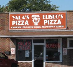 Yala's makes the best Pizza!