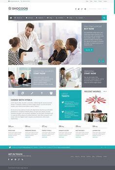 Premium Wordpress Theme for your Business
