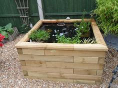 Raised garden ponds made with our award winning raised bed BlocX™ tech. Create a Koi fish pond or water habitat with our easy to use system and free bespoke service. Raised Pond, Raised Garden Beds, Water Pond, Water Garden, Garden Pond, Ponds Backyard, Koi Ponds, Pond Landscaping, Pond Design