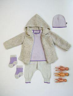 Izzy newborn sweater