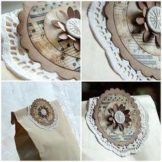 Papero amo: OLGA Rolex Watches, Scrap, Diy, Vintage, Accessories, Design, Do It Yourself, Bricolage, Tat