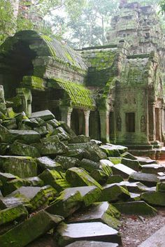 Angkor Wat, Cambodia: South East Asia's Best Honeymoon Destinations. http://memorablewedding.blogspot.com/2013/12/south-east-asias-best-honeymoon.html