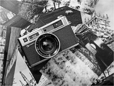 Yashica Electro 35 G Cameras, Louvre, Building, Travel, Amor, Viajes, Camera, Buildings, Destinations