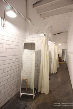 "fitting room | concept store | ""happ"" | barcelona, spain"