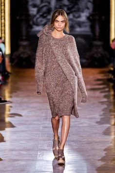 Stella McCartney Fall 2014. See all of our favorite runway looks from Paris Fashion Week here.