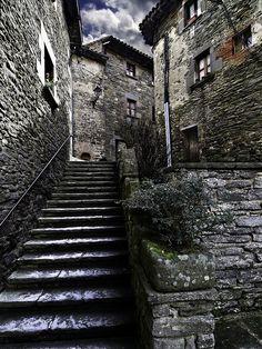 12 pueblos congelados en la Edad Media en Cataluña (Parte 1)