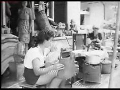 Indonesia, 1946- Tjideng Interment Camp after Liberation - YouTube