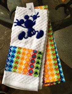 See and Win New Disney-Themed Kitchen Towel Sets | Disney World ...